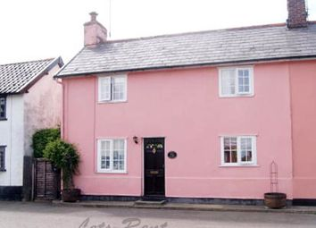 Thumbnail 3 bedroom cottage to rent in Old Market Street, Mendlesham Stowmarket