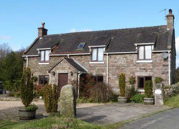 Thumbnail 4 bed property for sale in Top Road, Biddulph Moor, Staffordshire Moorlands