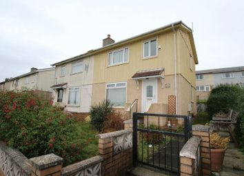 Thumbnail 3 bed property for sale in Bellsmyre Avenue, Dumbarton