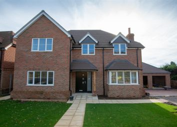 Thumbnail 4 bed detached house for sale in Mill Lane, High Salvington, Worthing