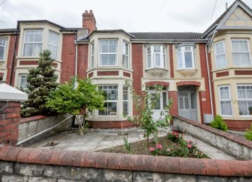 Thumbnail 3 bed terraced house for sale in Kingshill Road, Swindon