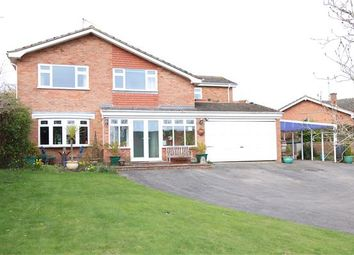 Thumbnail 4 bed detached house for sale in Lamorna, 4 Caple Avenue, Kings Caple, Hereford