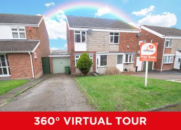 3 bed semi-detached house for sale in Glynn Crescent, Halesowen B63