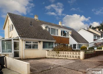 Thumbnail 4 bed semi-detached house for sale in Padacre Road, Torquay