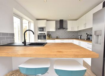 Thumbnail 4 bed end terrace house for sale in Little Herberts, Charlton Kings, Cheltenham, Gloucestershire