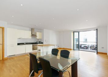 Thumbnail 2 bed flat to rent in Roach Road, London