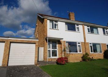 Thumbnail 3 bed semi-detached house for sale in Parklands, Trowbridge