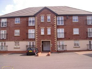 Thumbnail 2 bed flat to rent in Piele Road, St Helens