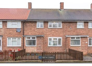 Thumbnail 2 bed terraced house to rent in Dunston Road, Hull