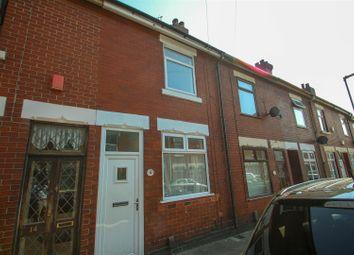 Thumbnail 2 bed terraced house to rent in Carron Street, Fenton, Stoke-On-Trent
