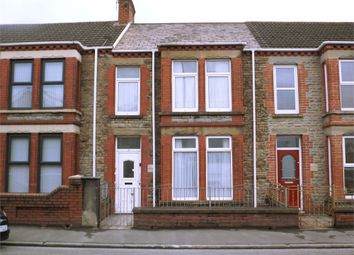 Thumbnail 3 bed terraced house for sale in Abbey Road, Port Talbot, West Glamorgan