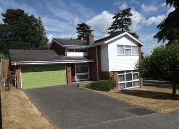 Thumbnail 4 bed detached house for sale in Cumberlands, Kenley, Surrey