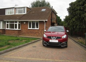 Thumbnail 3 bed property for sale in Grove Close, Old Windsor, Windsor
