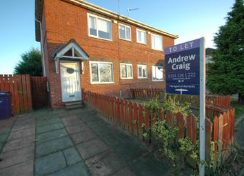 Thumbnail 2 bed semi-detached house to rent in Redberry Way, South Shields
