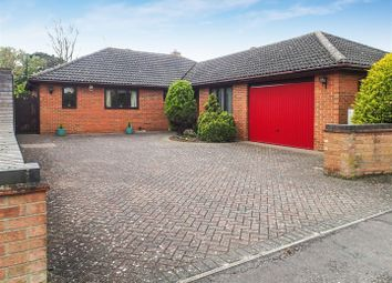 Thumbnail 3 bedroom detached bungalow for sale in Sheepfold, St. Ives, Huntingdon