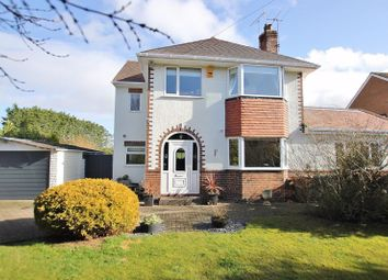 Grange Cross Lane, West Kirby, Wirral CH48. 4 bed detached house for sale