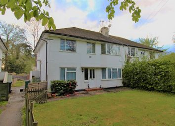 Thumbnail 2 bed maisonette for sale in Meadowcroft Close, Horley, Surrey.