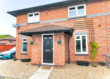 Thumbnail 3 bed semi-detached house for sale in Bentall Close, Willen, Milton Keynes
