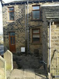 3 bed end terrace house for sale in Lower Wellhouse, Golcar, Huddersfield HD7