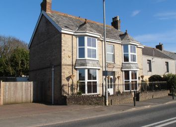 Thumbnail 4 bed end terrace house for sale in North Way, Quintrell Downs, Newquay