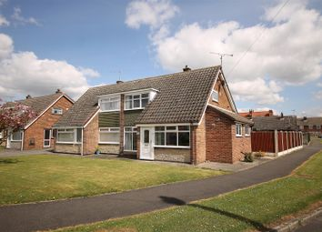 Thumbnail 3 bed property for sale in Hudson Mount, Bolsover, Chesterfield