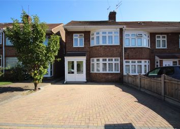 Thumbnail 4 bed end terrace house for sale in Halidon Rise, Harold Wood