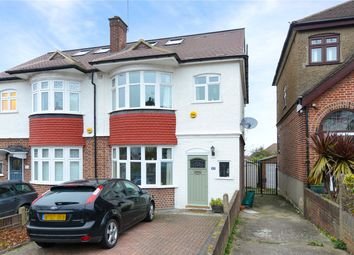 Thumbnail 4 bed semi-detached house for sale in Norwood Park Road, London