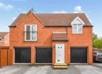 2 bed detached house for sale in Fulmen Close, Lincoln, Lincolnshire LN1