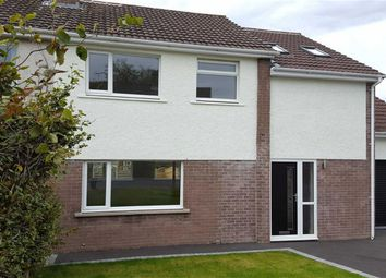 Thumbnail 4 bed semi-detached house for sale in Culgarth Avenue, Cockermouth