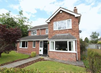 Thumbnail 4 bed detached house for sale in Kennedy Road, Trentham, Stoke-On-Trent