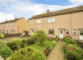 Thumbnail 2 bed terraced house for sale in Polton Drive, Lasswade