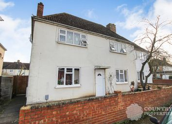 Thumbnail 3 bedroom semi-detached house for sale in Faraday Square, Bedford