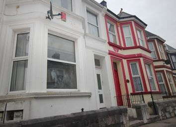 Thumbnail 1 bedroom flat to rent in Whittington Street, Plymouth