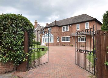 Thumbnail 4 bed detached house for sale in Highfield Road, Malvern