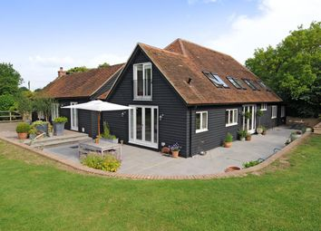 Thumbnail 5 bed barn conversion to rent in Stall House Lane, North Heath, Pulborough, West Sussex