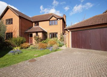 Thumbnail 4 bed detached house for sale in Islay Gardens, Portsmouth, Cosham