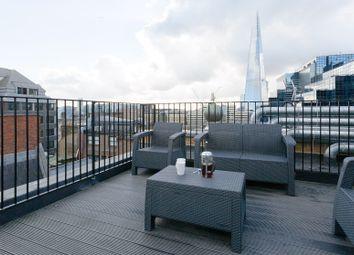Thumbnail Serviced flat to rent in Lovat Lane, London