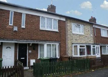 Thumbnail 2 bedroom terraced house to rent in Montagu Road, Walton, Peterborough
