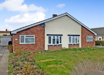 Thumbnail 3 bed semi-detached bungalow for sale in Central Crescent, Hethersett, Norwich, Norfolk