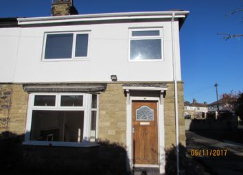 Thumbnail 3 bedroom semi-detached house for sale in Warley Drive, Bradford