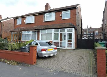 Thumbnail 3 bed semi-detached house for sale in Moseley Road, Levenshulme, Manchester