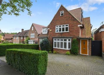 Thumbnail 5 bed detached house to rent in Sunnyfield, London