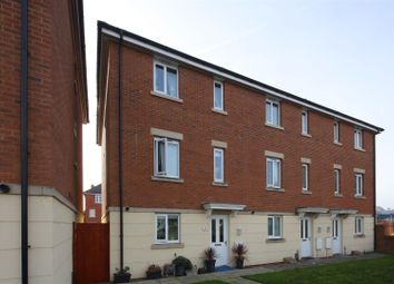Thumbnail 4 bed town house for sale in Ffordd Nowell, Penylan, Cardiff