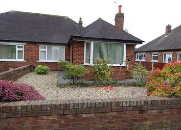 Thumbnail 2 bed bungalow for sale in Birch Avenue, Preston