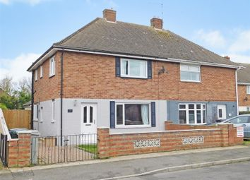 Thumbnail 3 bed semi-detached house for sale in Albany Close, Skegness, Lincs