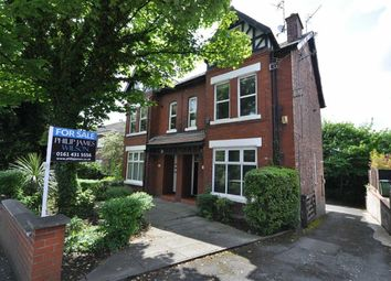 Thumbnail 1 bed flat for sale in Didsbury Road, Heaton Mersey, Stockport, Greater Manchester