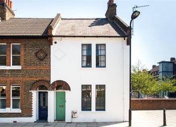 Thumbnail 3 bed terraced house for sale in Stevens Avenue, Homerton