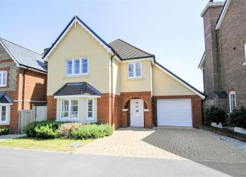 Thumbnail 4 bed property for sale in Silent Garden Road, Liphook