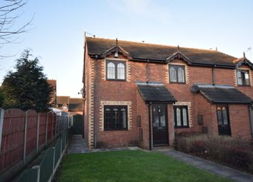 Thumbnail 2 bed semi-detached house to rent in Farfield Road, Edenthorpe, Doncaster