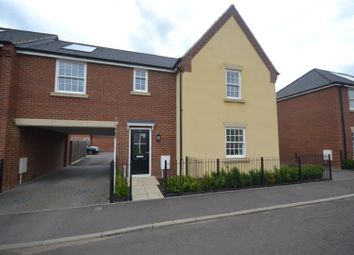 Thumbnail 1 bedroom flat for sale in Poll Close, Wymondham